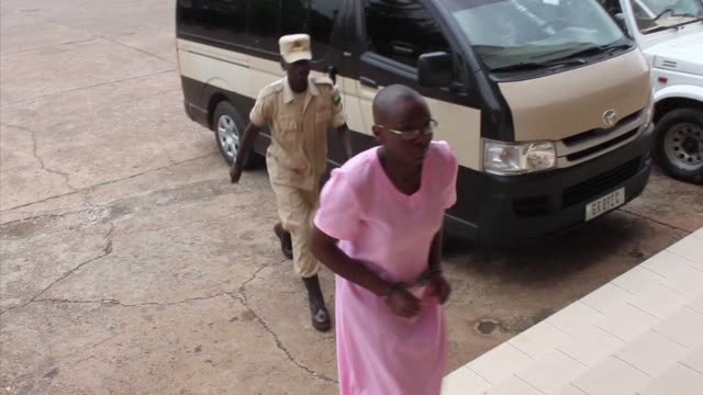 rwandas supreme court on thursday rejected a suit filed by leading opposition figure victoire ingabire who was challenging one of the laws being used... - legal trial stock videos & royalty-free footage