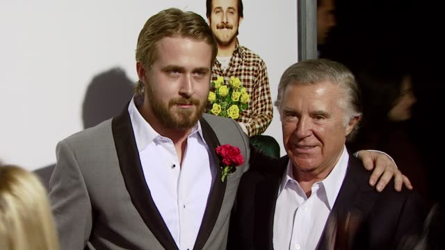 Ryan Gosling and guest at the 'Lars and the Real Girl' Los Angeles Premiere at Academy of Motion Picture Arts and Sciences in Beverly Hills...