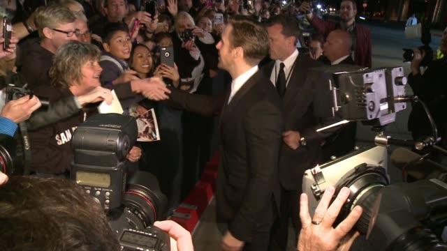 Ryan Gosling at 28th Annual Palm Springs International Film Festival Awards Gala in Los Angeles CA