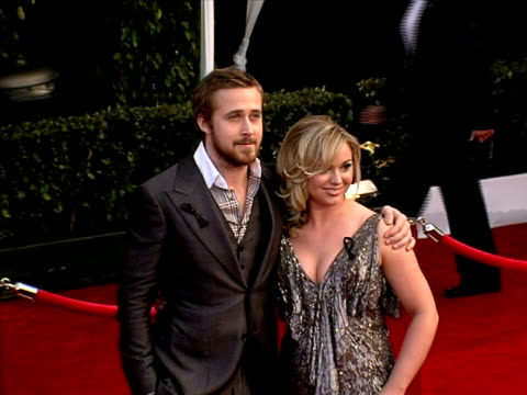Ryan Gosling at the 14th Annual Screen Actors Guild Awards at Los Angeles CA