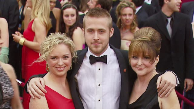 Ryan Gosling at the 2007 Academy Awards Arrivals at the Kodak Theatre in Hollywood California on February 25 2007
