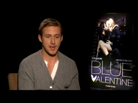 ryan gosling on why he likes the movie appreciates that it doesn't try to know everything or send a message film asks question about what happens to... - ryan gosling stock videos and b-roll footage