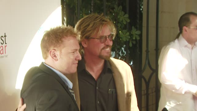 Ryan Kavanaugh and Val Kilmer at the First Star Celebration for Children's Rights at Los Angeles CAlifornia