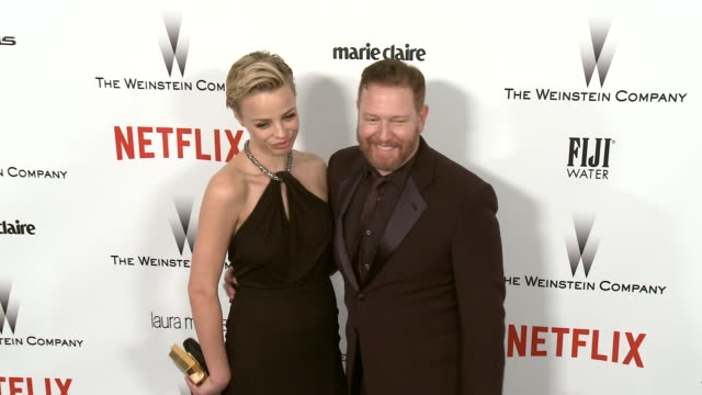 Ryan Kavanaugh at the 2015 Weinstein Company And Netflix Golden Globe After Party at Robinsons May Lot on January 11 2015 in Beverly Hills California