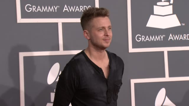Ryan Tedder at 54th Annual GRAMMY Awards Arrivals on 2/12/12 in Los Angeles CA
