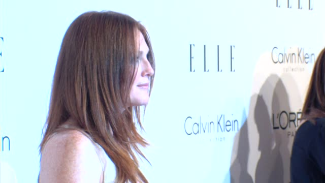 ELLE's 16th Annual Women In Hollywood Tribute Beverly Hills CA United States 10/19/09