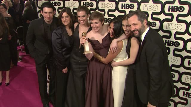 CLEAN HBO's 70th Annual Golden Globes After Party Los Angeles CA United States 1/13/13
