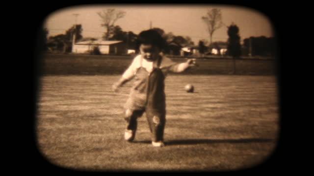 60er Jahre 8 mm Filmmaterial - Spaziergang im park