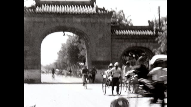 1920's beijing - summer palace beijing stock videos & royalty-free footage