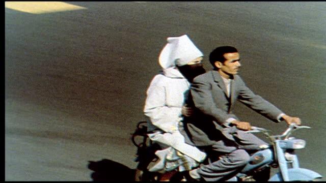 stockvideo's en b-roll-footage met 1960's casablanca - noord afrika