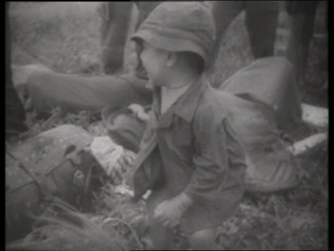 s close up of small asian boy crying / vietnam / sound - vietnam war stock videos & royalty-free footage