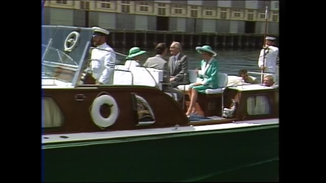 diana's clothes / royal - bob hawke stock videos and b-roll footage