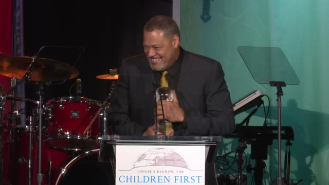 CHYRON UNICEF's Evening For Children First In Atlanta on March 17 2017 in Atlanta Georgia