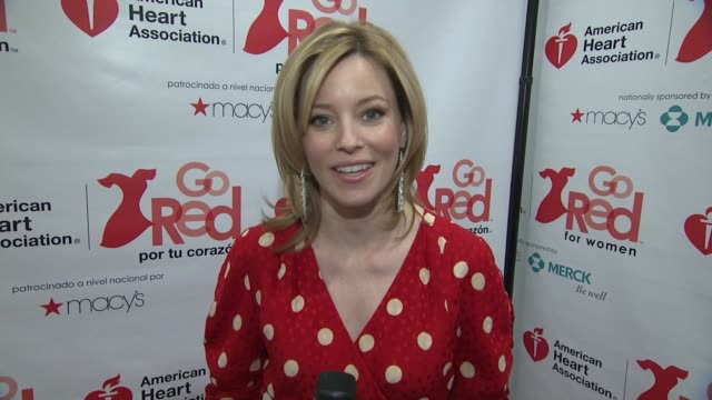 aha's go red for women national wear red day at macy's at macy's herald square on 02/03/12 in new york - macy's herald square stock videos and b-roll footage