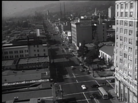 1930's hollywood boulevard - tcl chinese theatre stock videos & royalty-free footage
