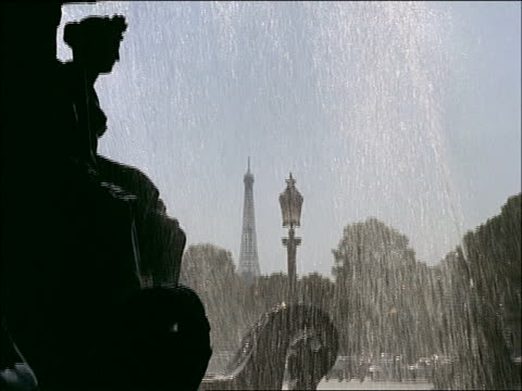 1960's montage, sights of paris - rue royale stock-videos und b-roll-filmmaterial