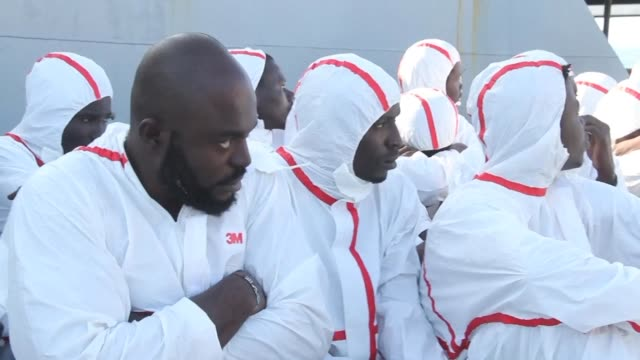 s over 30 migrants dead 200 rescued off coast More than 30 migrants died and 200 were rescued on Saturday after their boats foundered off Libya's...