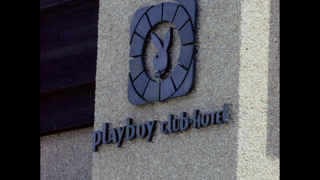 1970's playboy club hotel home movie - playboy magazine stock videos & royalty-free footage