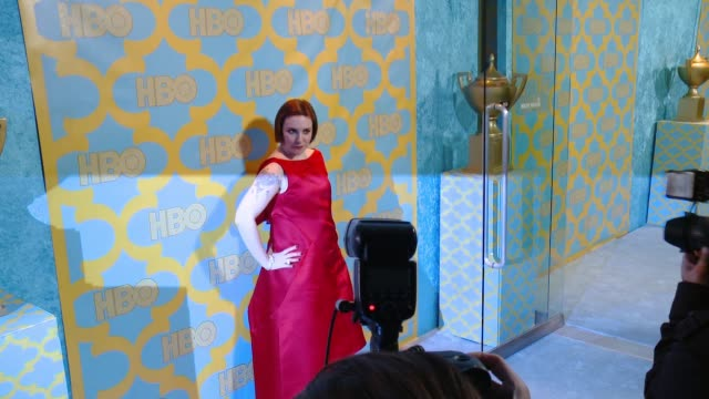 vídeos y material grabado en eventos de stock de clean hbo's post 2015 golden globe awards party at the beverly hilton hotel on january 11 2015 in beverly hills california - the beverly hilton hotel