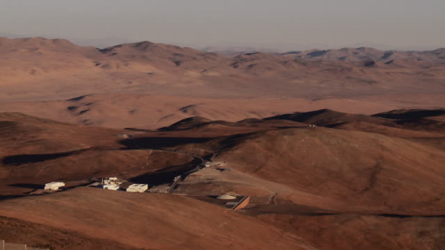 ESO's Residencia of the VLT in Paranal, Chile