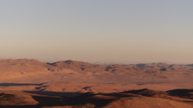 eso's residencia of the vlt in paranal, chile - atacama region stock videos & royalty-free footage