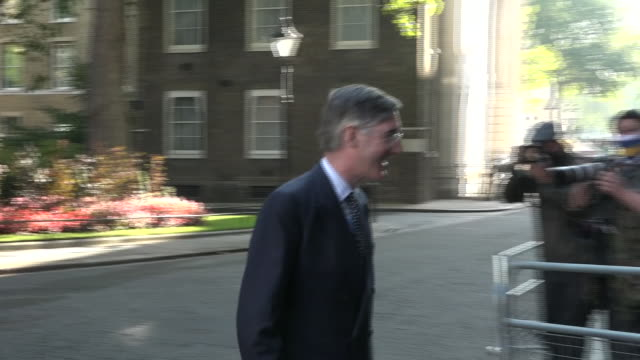s returning to westminster after the summer break - ben wallace stock videos & royalty-free footage