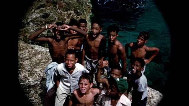 1950's Scenes of Havana