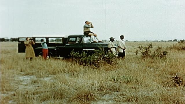 1960's tanzania (tanganyika) - tanzania stock videos & royalty-free footage