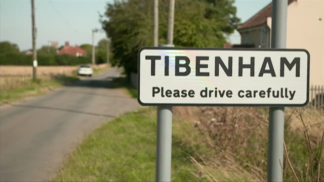 gv's tibenham in norfolk where it was the hottest uk august bank holiday on record - record breaking stock videos & royalty-free footage