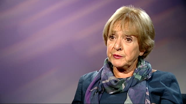 mp's warn smart meters may not be beneficial england london int margaret hodge mp interview sot - symbiose stock-videos und b-roll-filmmaterial