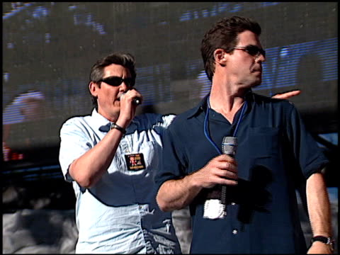 s weenie roast 2 of 4 at the kroq's weenie roast on june 15, 2002. - kroq stock videos & royalty-free footage