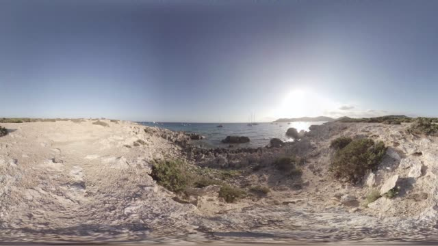 sa trinxa in ibiza - balearic islands stock videos and b-roll footage