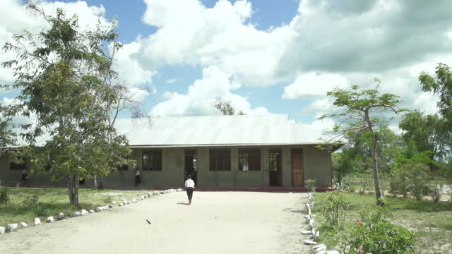 Saadani School Building
