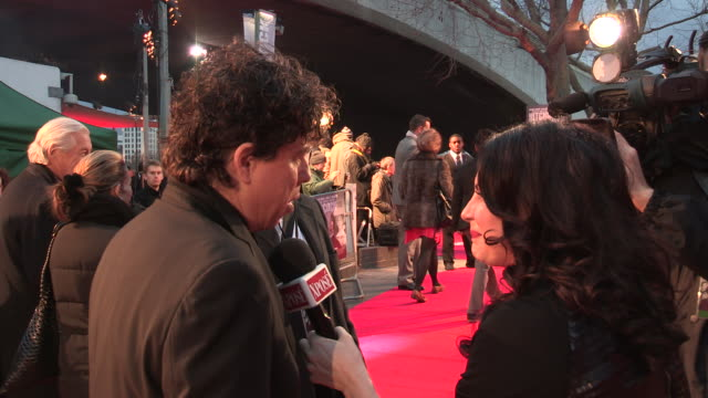 sacha gervasi at 'hitchcock' uk premiere at bfi southbank on december 09 2012 in london england - bfi southbank stock videos & royalty-free footage