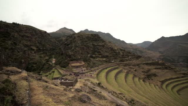 vidéos et rushes de sacred valley - peru - vallée
