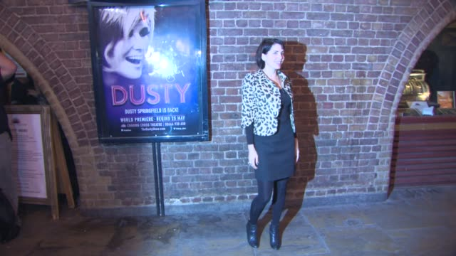 Sadie Frost at Dusty Gala Night at Charing Cross Theatre on July 14 2015 in London England