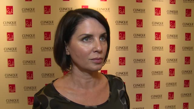 INTERVIEW Sadie Frost on the awards her work and her son's new career at RED Women Of The Year Awards 2014 on 3rd September 2014 in London England
