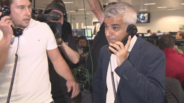 Sadiq Khan at BGC Annual Global Charity Day on September 11 2017 in London England