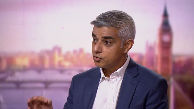 """sadiq khan saying people should be able to debate within the labour party """"in a respectful way"""" - effort stock videos & royalty-free footage"""