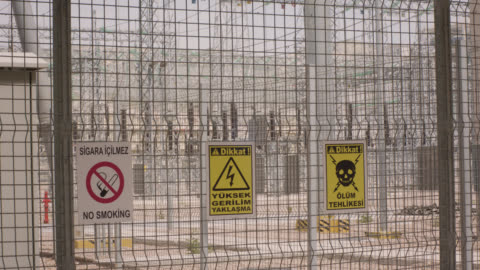 safety signs - danger, warning and caution labels - high voltage electrical hazard, danger of death - high voltage sign stock videos & royalty-free footage