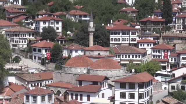 Safranbolu an Ottomanera city in Turkey hosts an average of one million domestic and international tourists annually a data by city's tourism...
