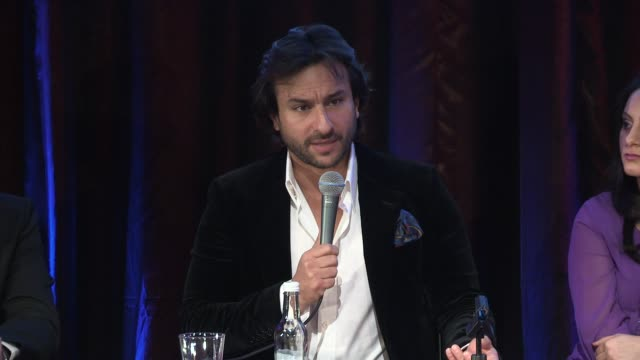 Saif Ali Khan On a new cast at Hippodrome Casino on January 14 2013 in London England