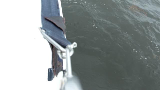 sailboat - vehicle interior stock videos & royalty-free footage