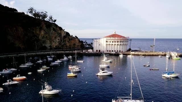 Sailboats of Catalina Island