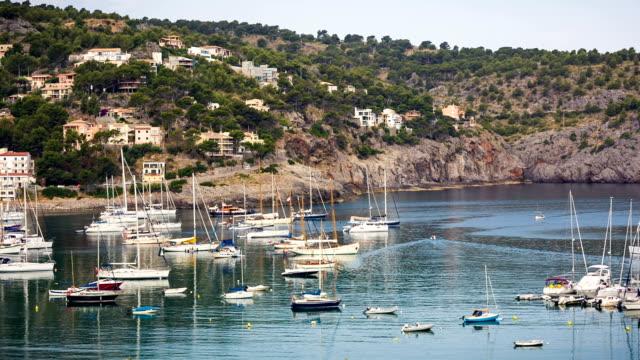 Sailboats of Port de Soller - Majorca