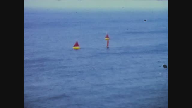 sailboats on the ocean - horizon stock videos & royalty-free footage