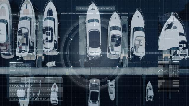 ヨット - コントロールパネル点の映像素材/bロール