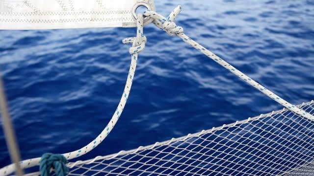 Barco à Vela detalhes: Sem vento