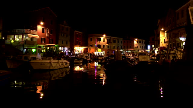 HD: Sailing In A Little Mediterranean Harbor