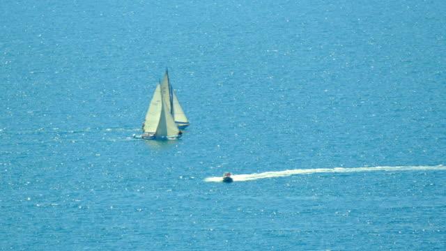 segelrennen - regatta stock-videos und b-roll-filmmaterial